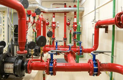 Fire protection systems design, engineering & consulting